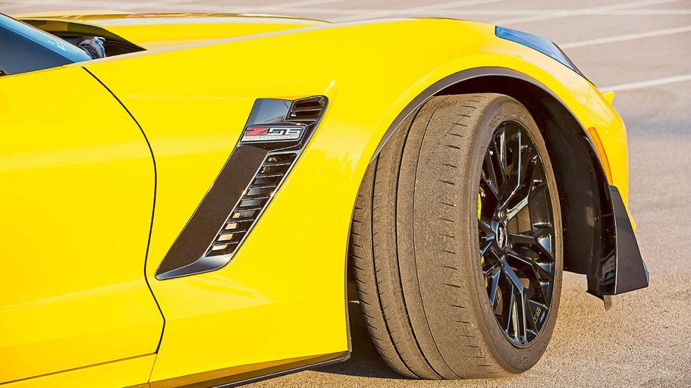 Chevrolet Corvette Z06 detalle