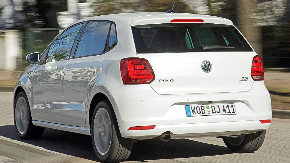 Volkswagen Polo zaga