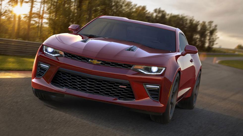 Chevrolet Camaro 2016 ss