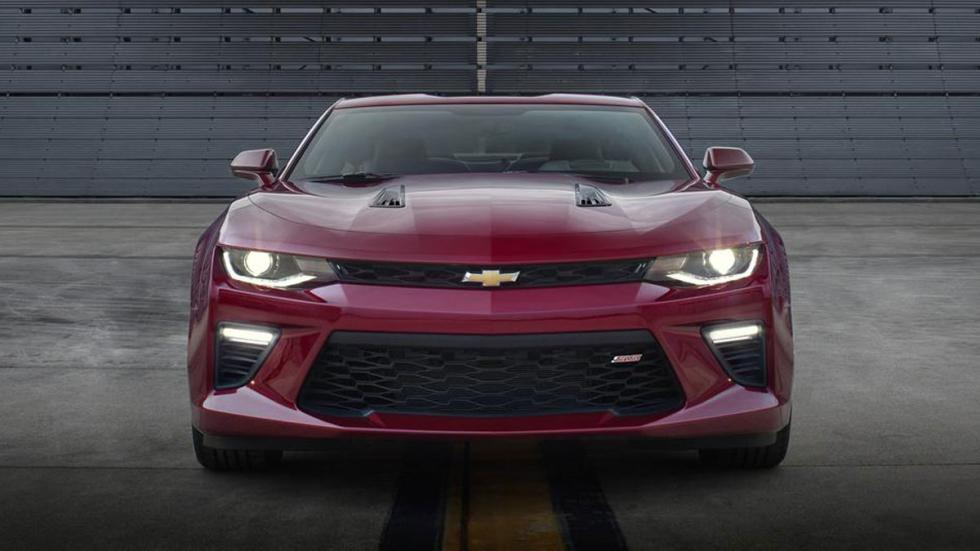 Chevrolet Camaro 2016 frontal