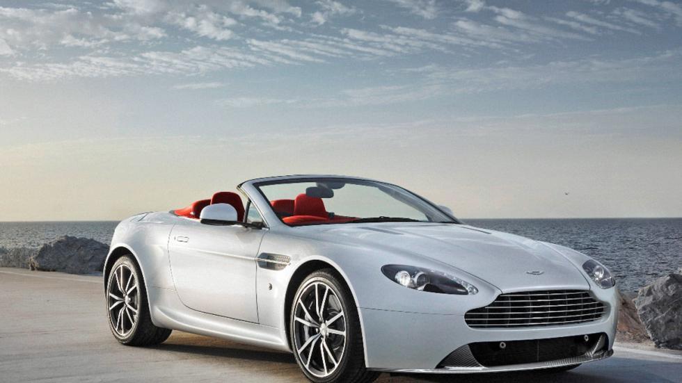 Aston Martin V8 Vantage Roadster. 426-426 CV. Desde 145.604 €