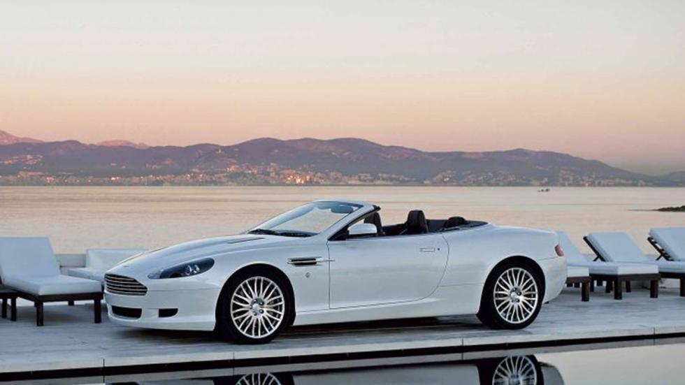 Aston Martin DB9 Volante. 517 PS. Desde 228.525 €