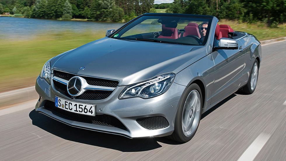 Mercedes Clase E Cabrio. Desde  49.425 €