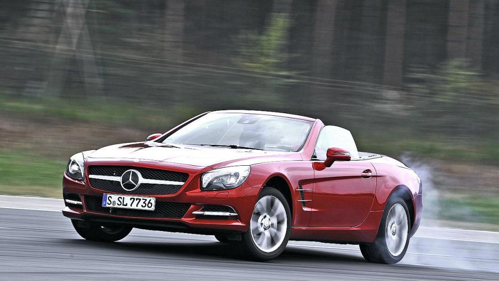Mercedes SL. 333-435 CV. 115.850 €