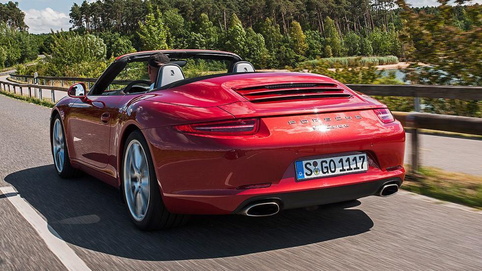 Porsche 911 Cabrio