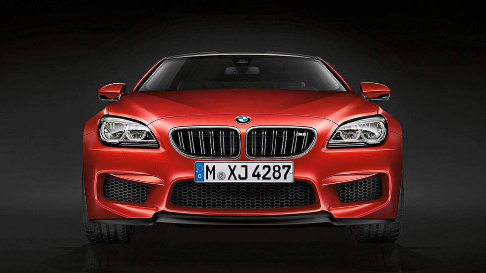 BMW M6 Competition Pack 2016 frontal