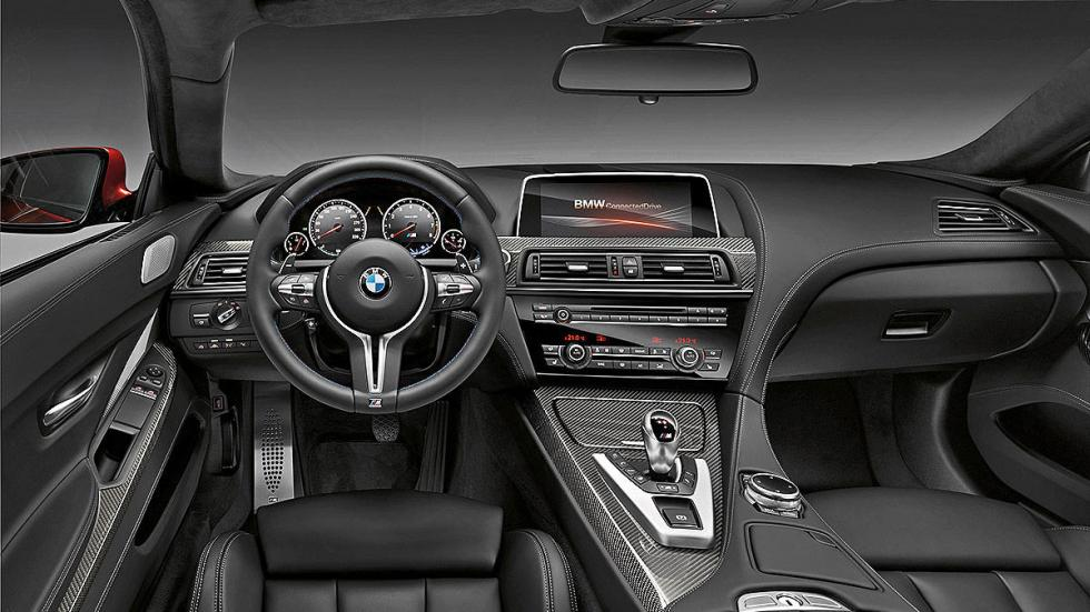 BMW M6 Competition Pack 2016 salpicadero
