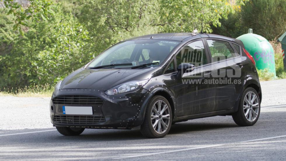 Mula nuevo Ford Fiesta dinamica