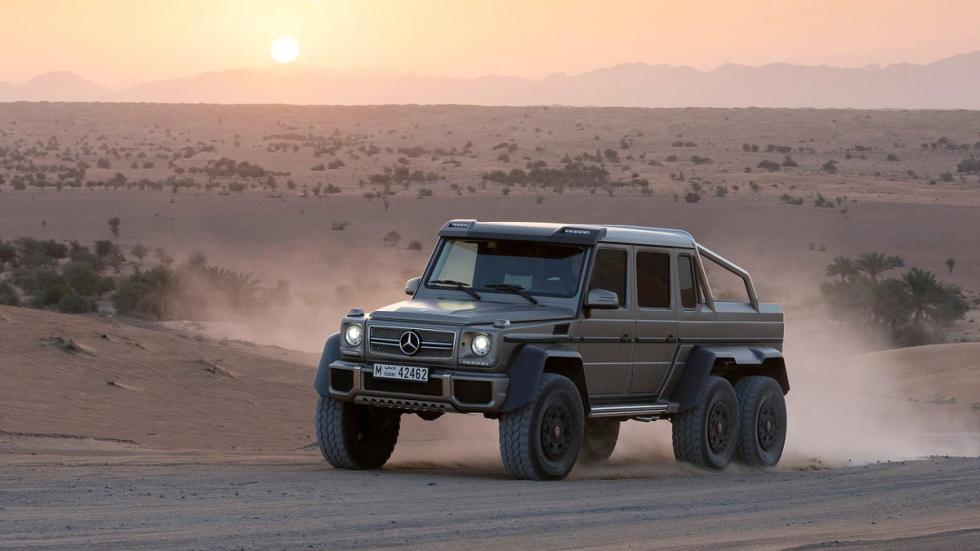 coches-nadie-esperaba-Mercedes-G-6x6-movimiento