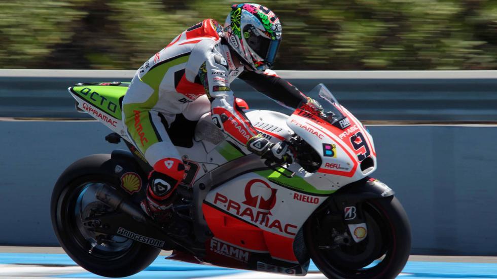 Yonni ha logrado buenos réditos en Jerez y Le Mans