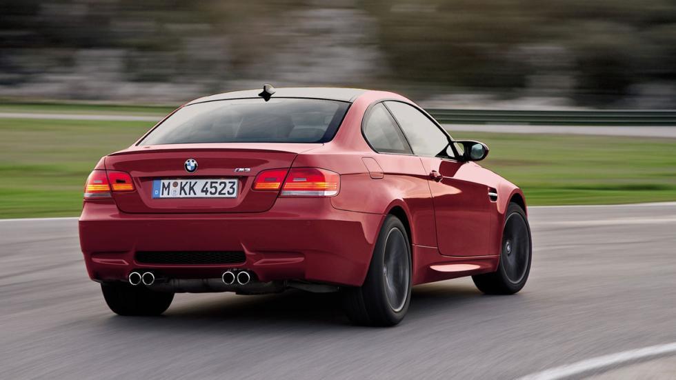 BMW M3 E92 trasera