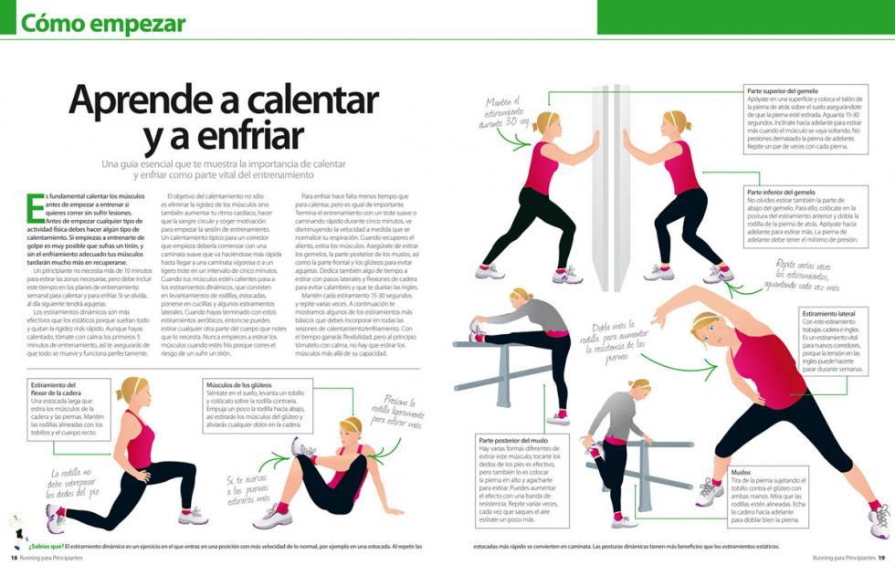 Guía 'Running para principiantes'