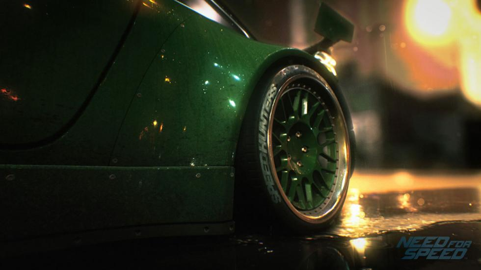 Teaser de Need for Speed 2015