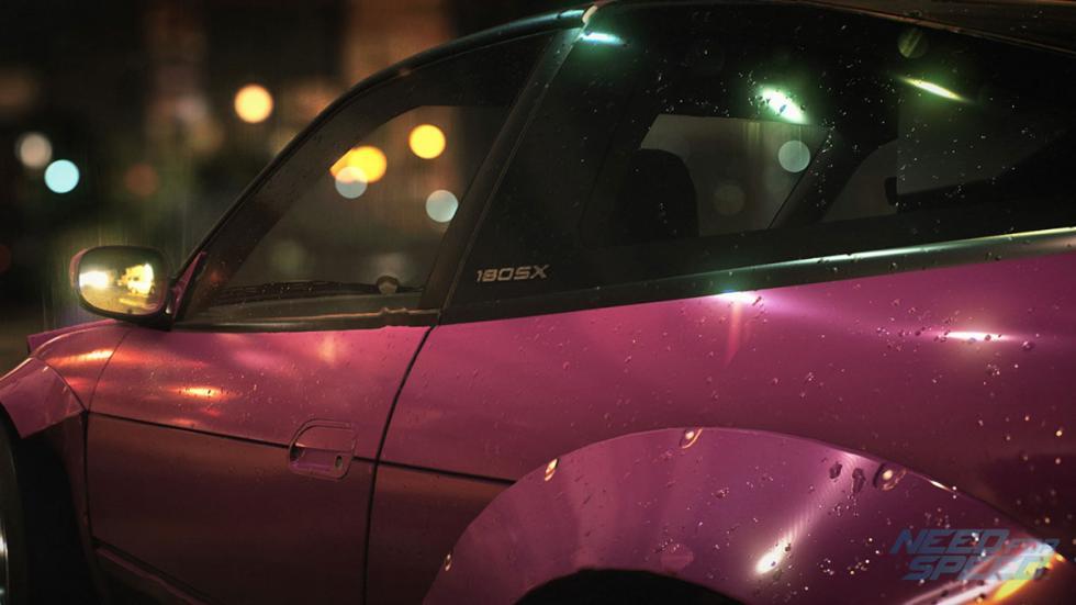 Need for Speed 2015, lanzado por Electronic Arts
