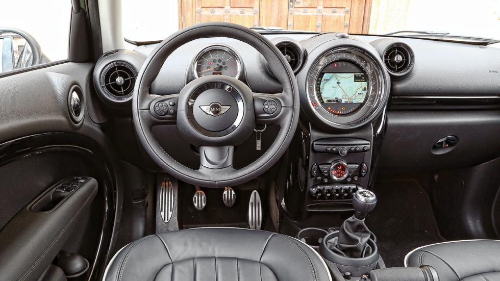 Interior Mini Countryman