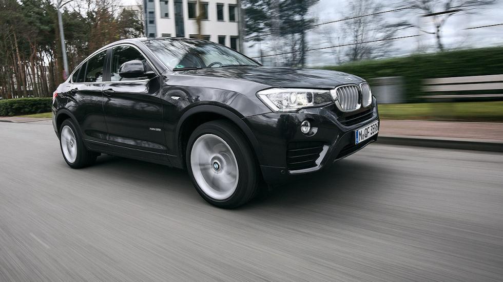 BMW X4 xDrive35i dinamica