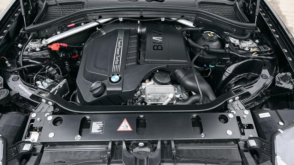 BMW X4 xDrive35i motor