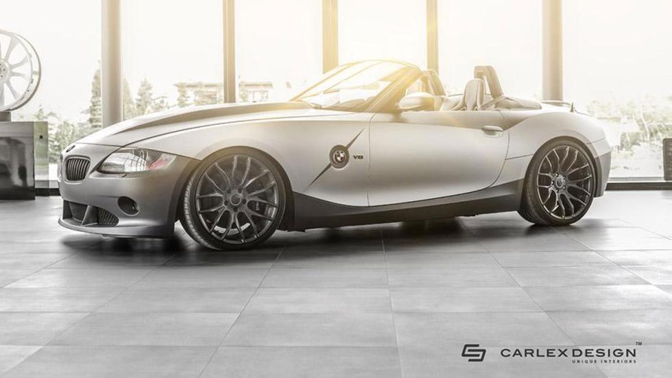 BMW Z4 Rampant lateral