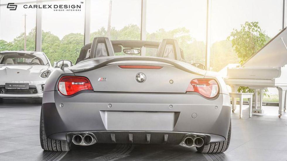 BMW Z4 Rampant trasera