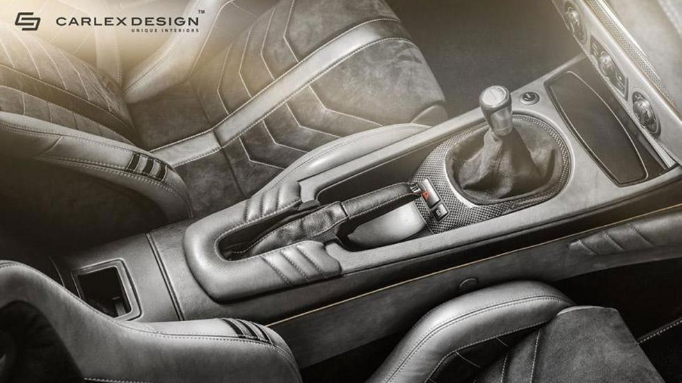 BMW Z4 Rampant detalle