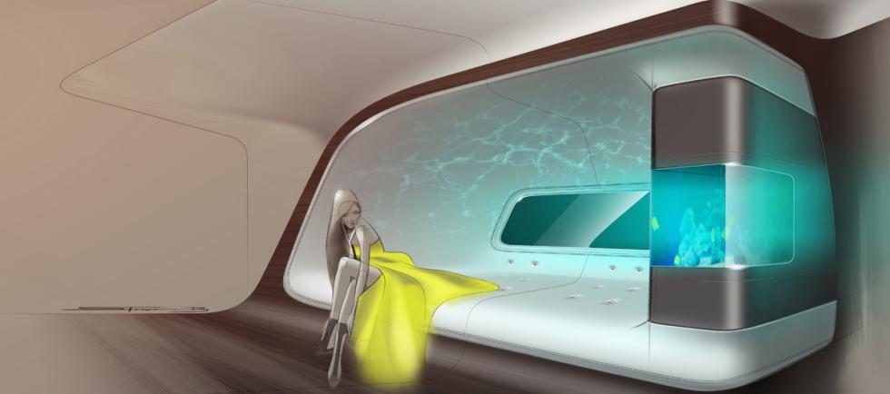 cabina avion mercedes y lufthansa 3