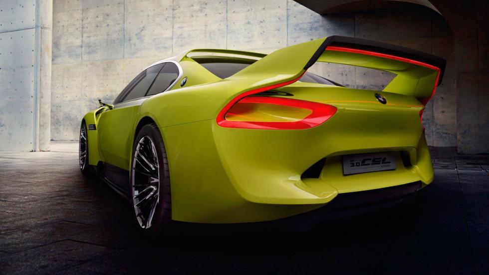 BMW 3.0 CSL Hommage alerón