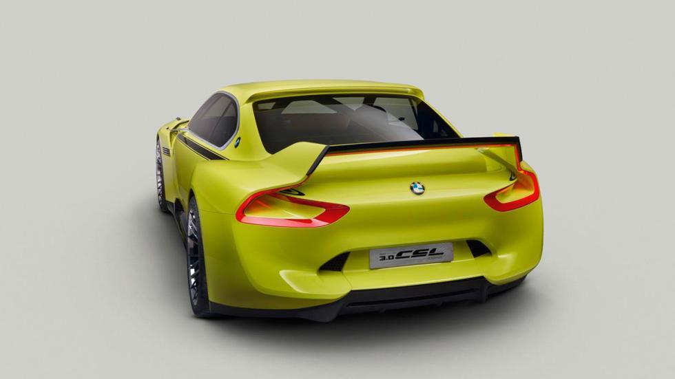 BMW 3.0 CSL Hommage trasera