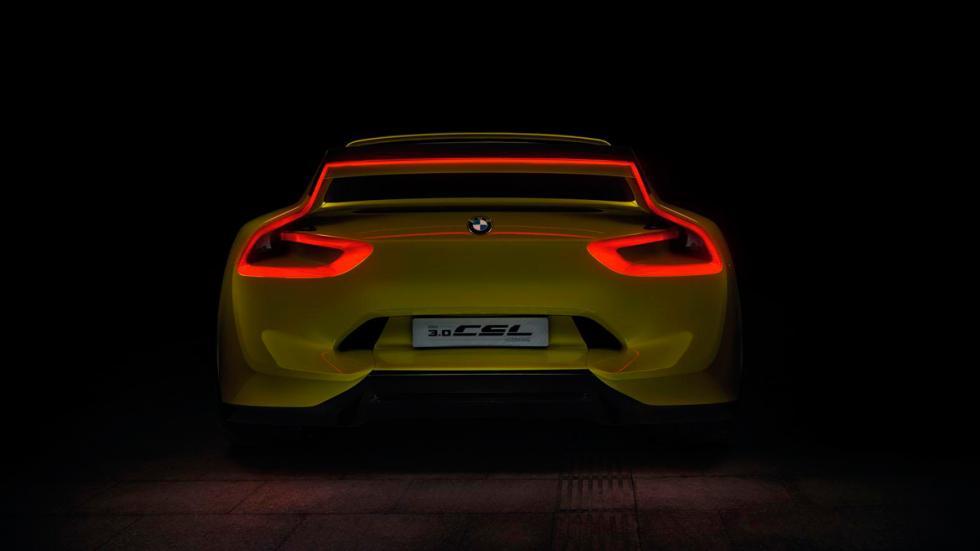 BMW 3.0 CSL Hommage faros traseros