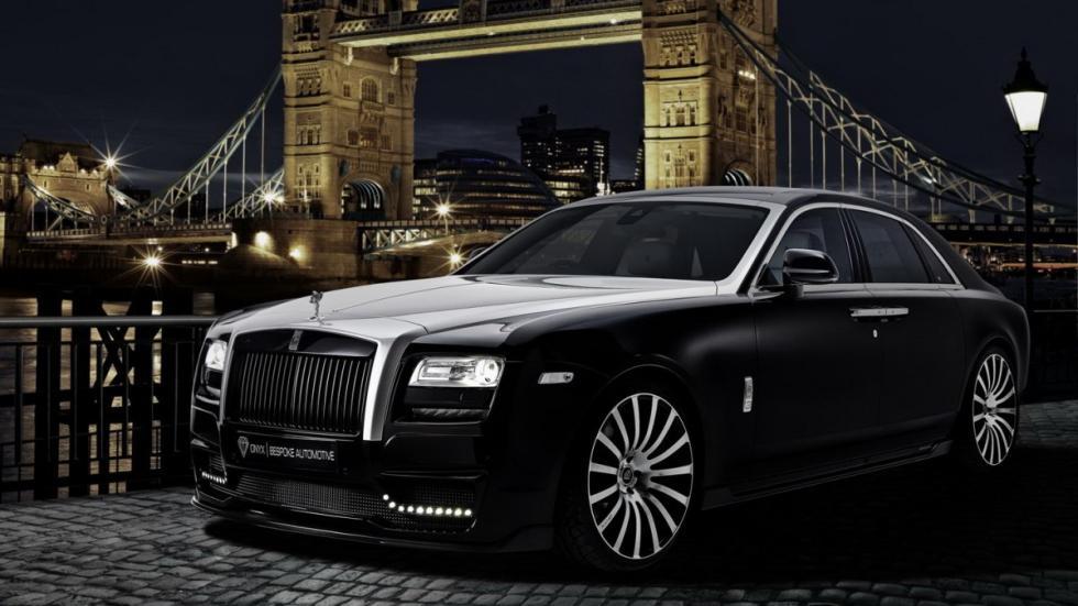 Rolls-Royce Ghost Onyx