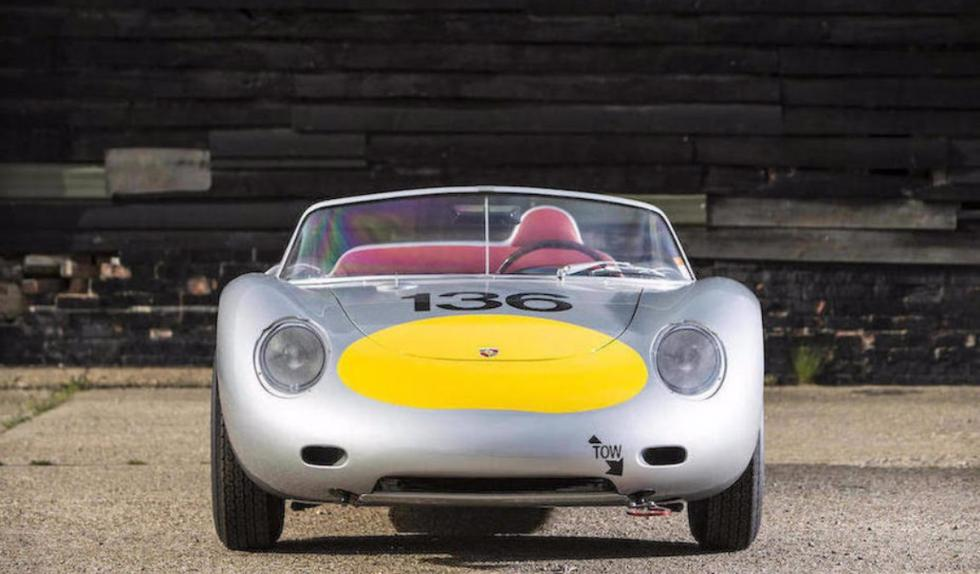 Porsche 718 RS61 de Stirling Moss