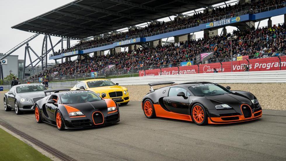 Bugatti-de-récord-Nurburgring-parrilla