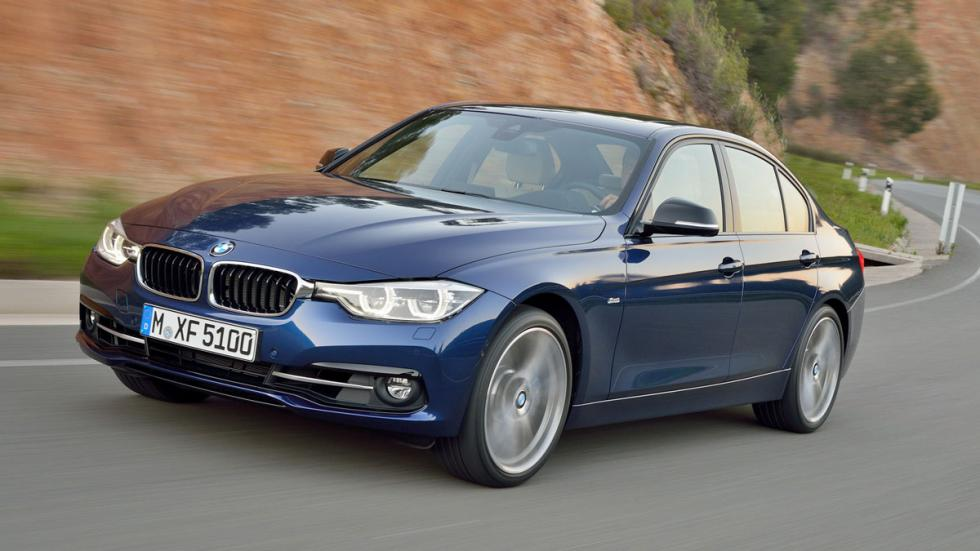 diferencias BMW Serie 3 nuevo