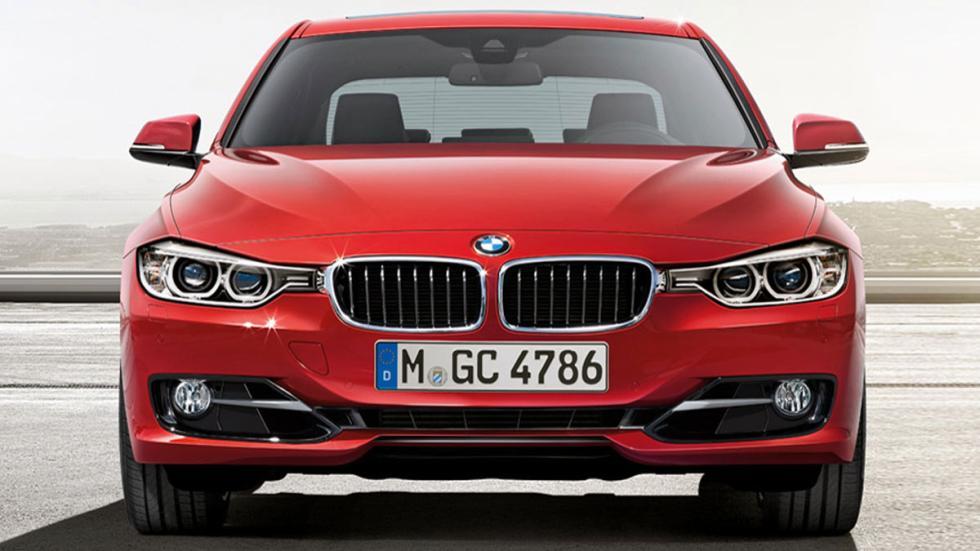 diferencias BMW Serie 3 frontal viejo