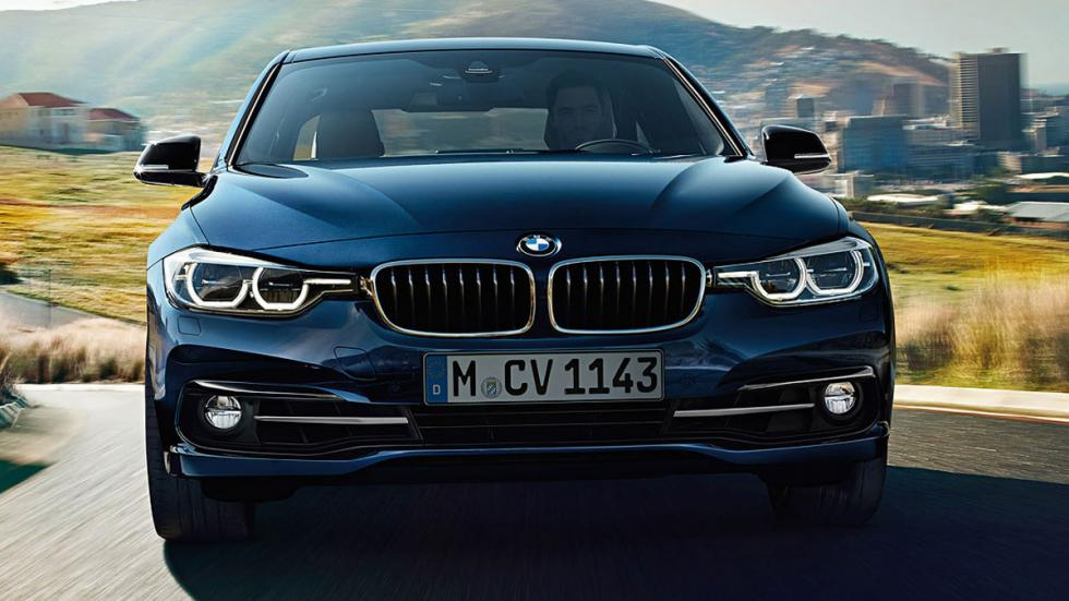diferencias BMW Serie 3 frontal nuevo