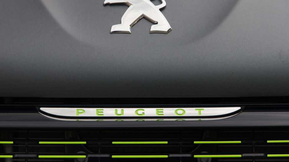 Peugeot 208 2015 parrilla