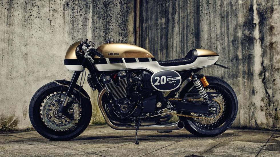 Yamaha XJR1300 CS-06 Dissident