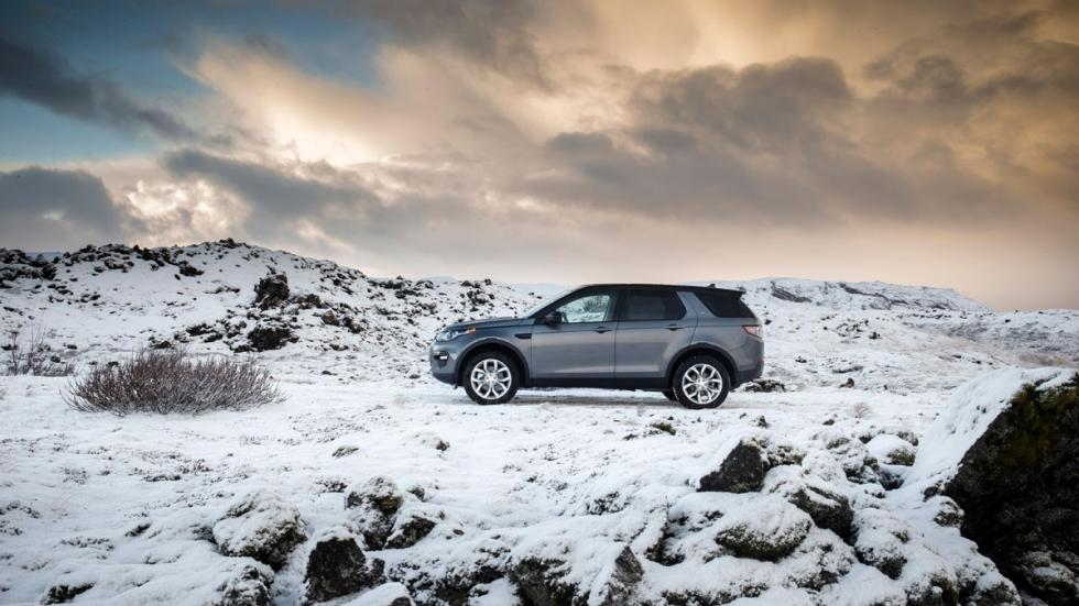 Land Rover Discovery Sport 2015 lateral