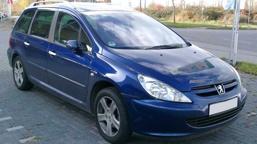 Peugeot 307 SW de Joan ribó