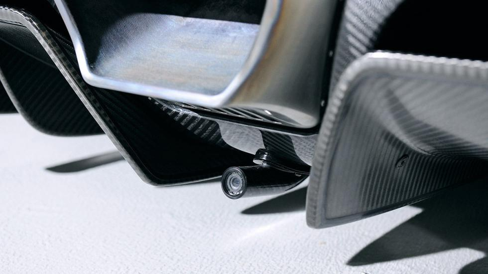 Koenigsegg One 1 difusor