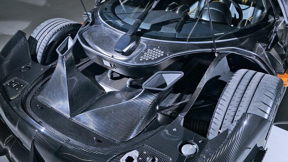 Koenigsegg One 1 motor