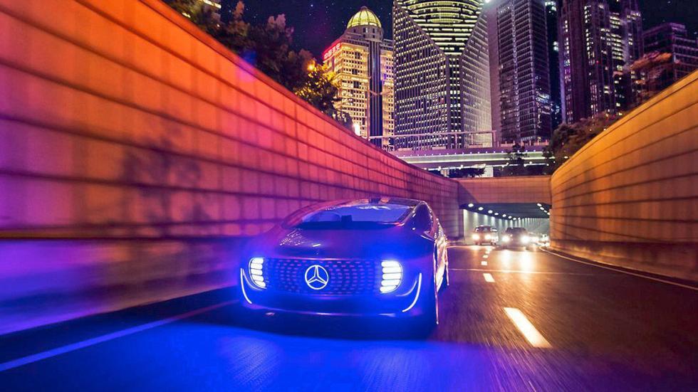CES Asia 2015 en Golf Mercedes
