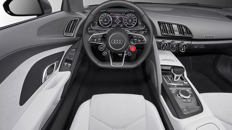 CES Asia 2015 Audi dentro