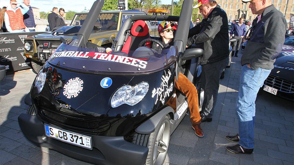 Los coches más espectaculares de la Gumball 300 de este año Smart