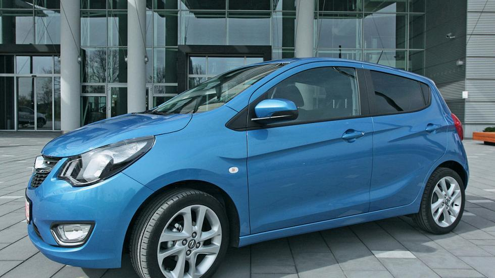 Exclusiva: nos subimos al Opel Karl