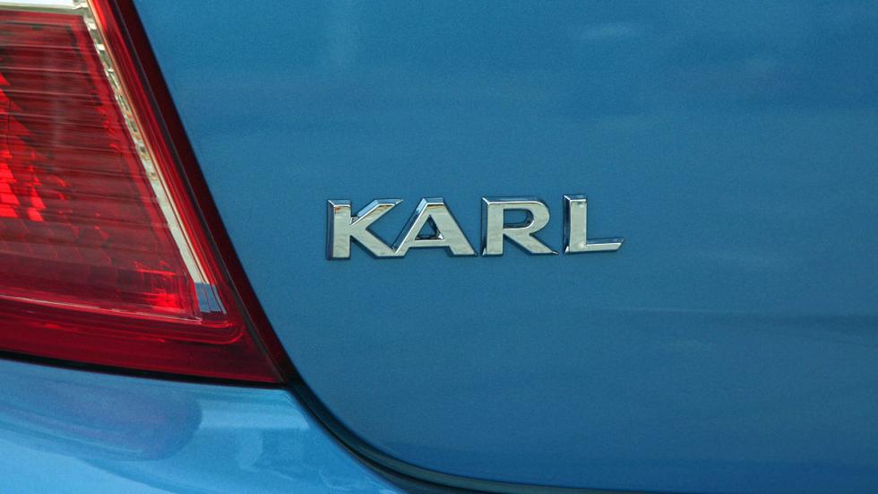 Opel Karl logo