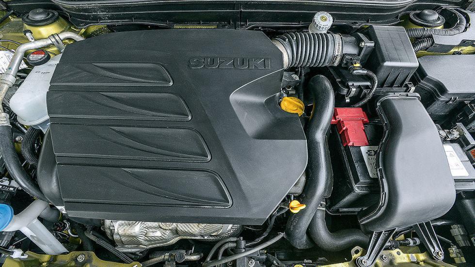 Suzuki SX4 motor