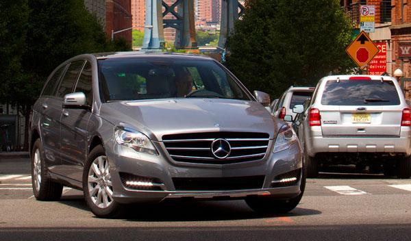 Fotos: Mercedes renueva su Clase R