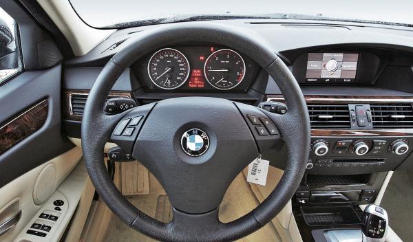 BMW 520d Touring volante