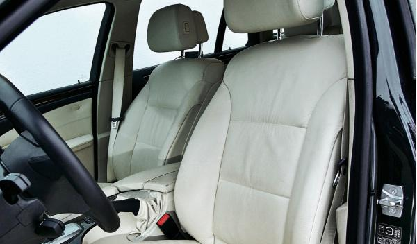 BMW 520d Touring asientos