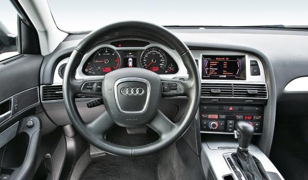 Audi A6 2.0 TDI Avant volante